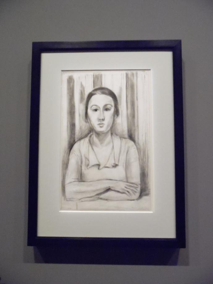 Henri Matisse Femme accoudée, 1923
