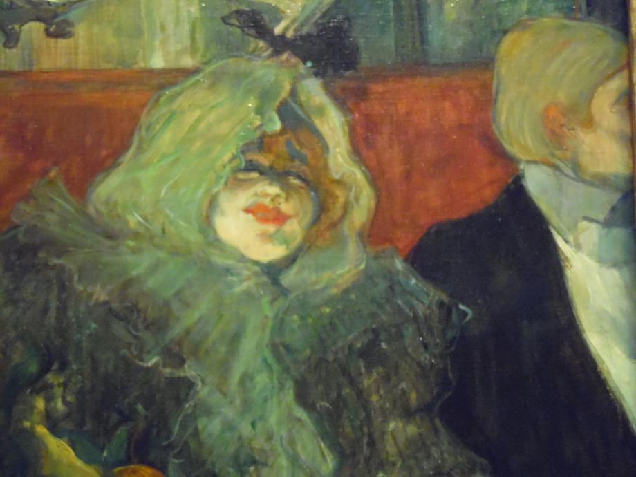 Henri de Toulouse-Lautrec En cabinet particulier (Au Rat mort), vers 1899