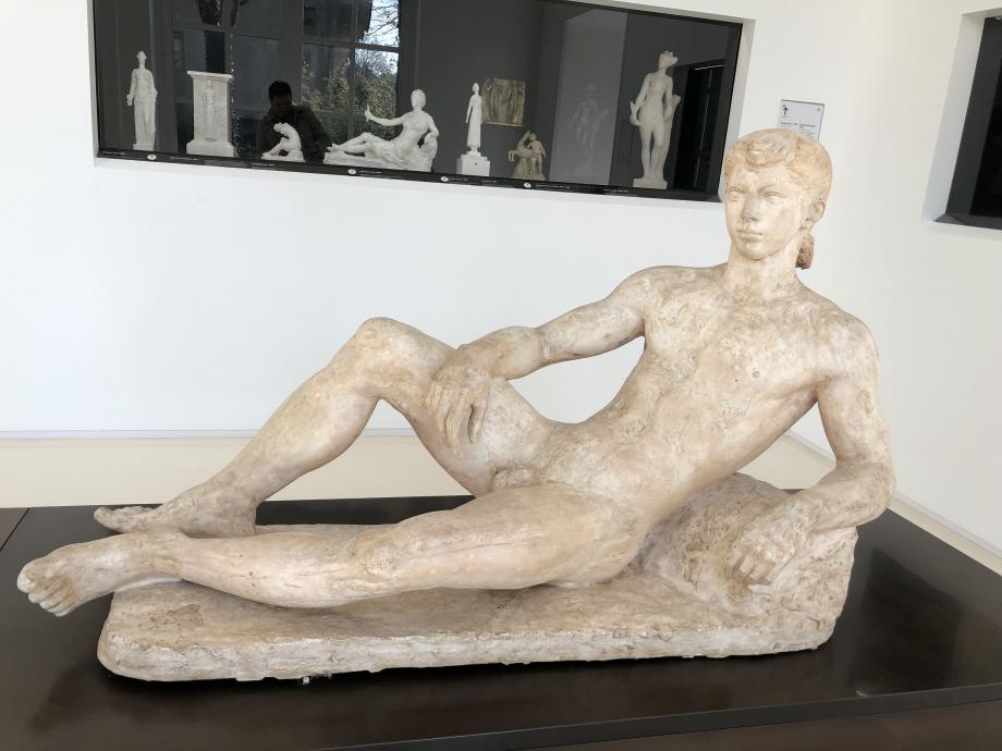 Apollon au repos 1956 1958