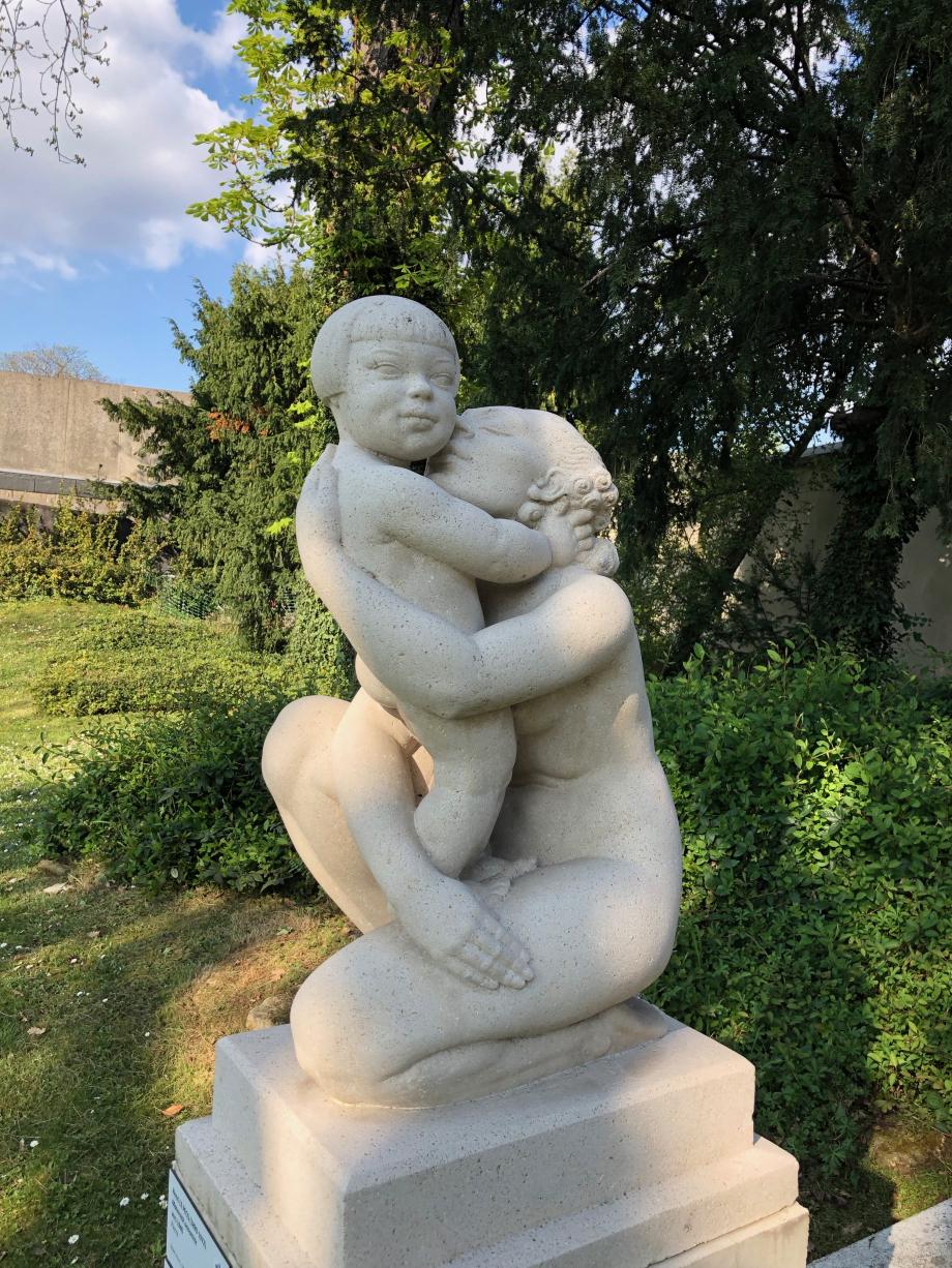 Henri Le Pecq Maternité annamite vers 1940