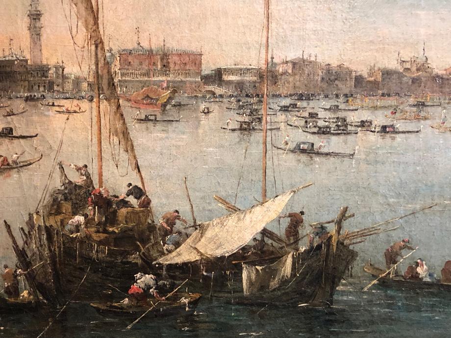 Détail du Bassin de Saint-Marc