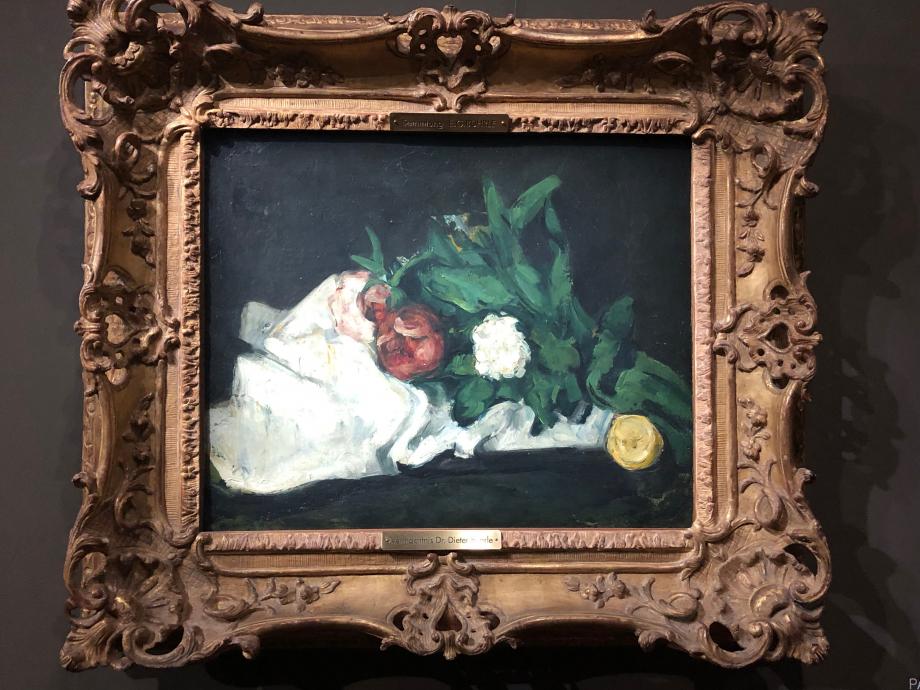 Paul Céanne Fleurs et Fruits