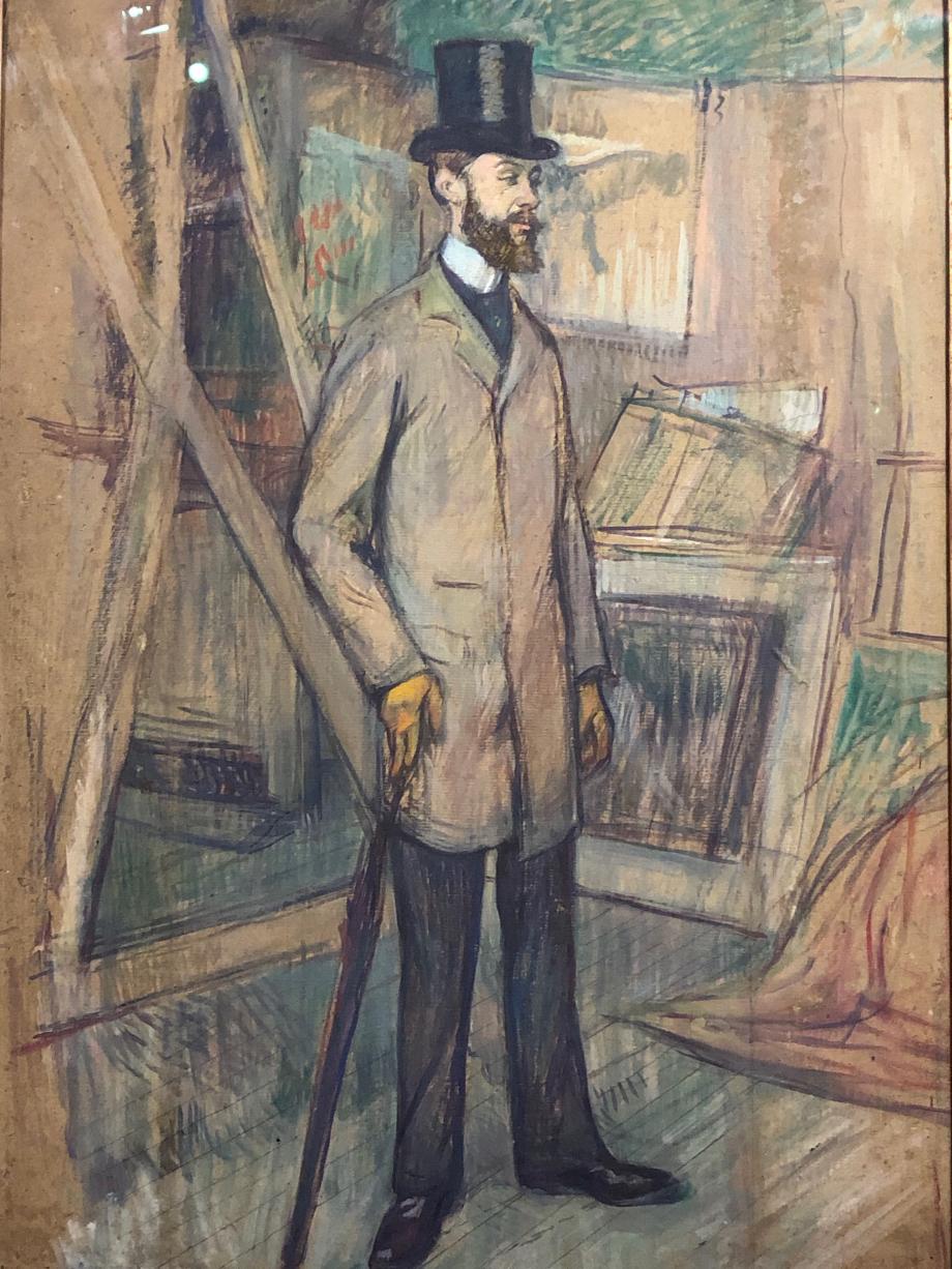 Henri de Toulouse-Lautrec Georges-Henri Manuel 1891