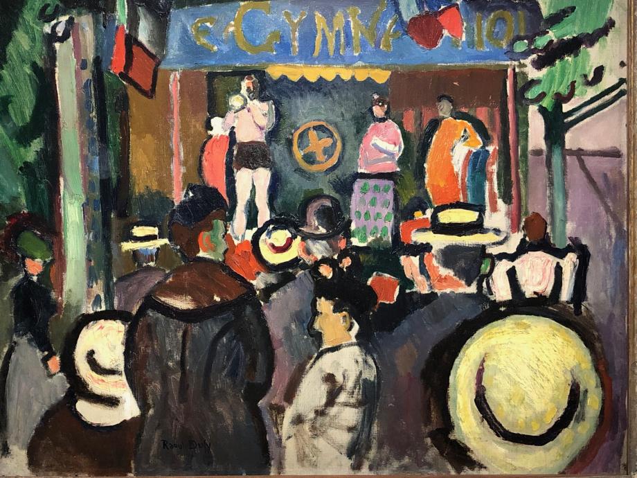 Raoul Dufy La Fête Foraine vers 1906