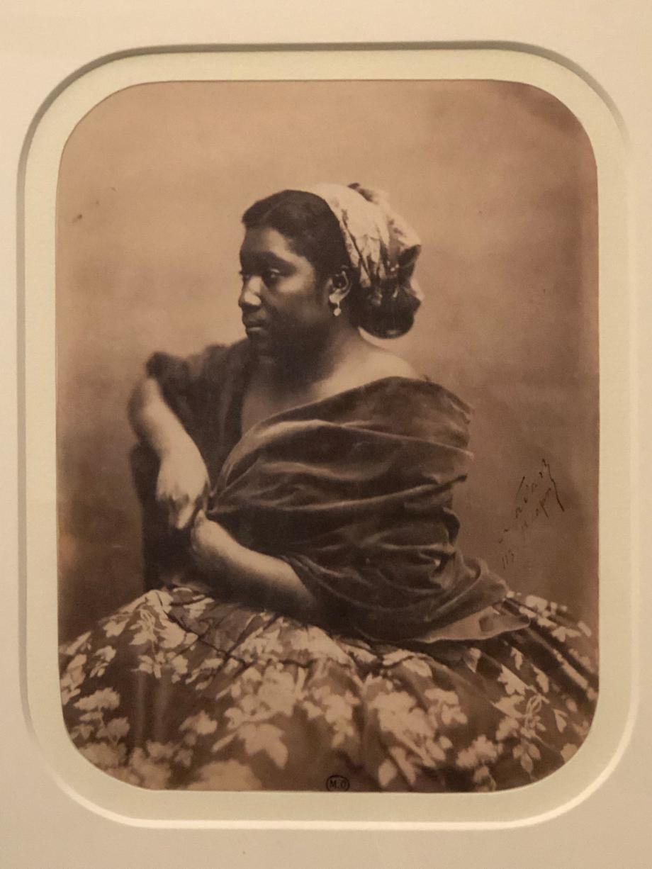 Nadar Maria Entre 1856 et 189 Musée d'Orsay, Paris