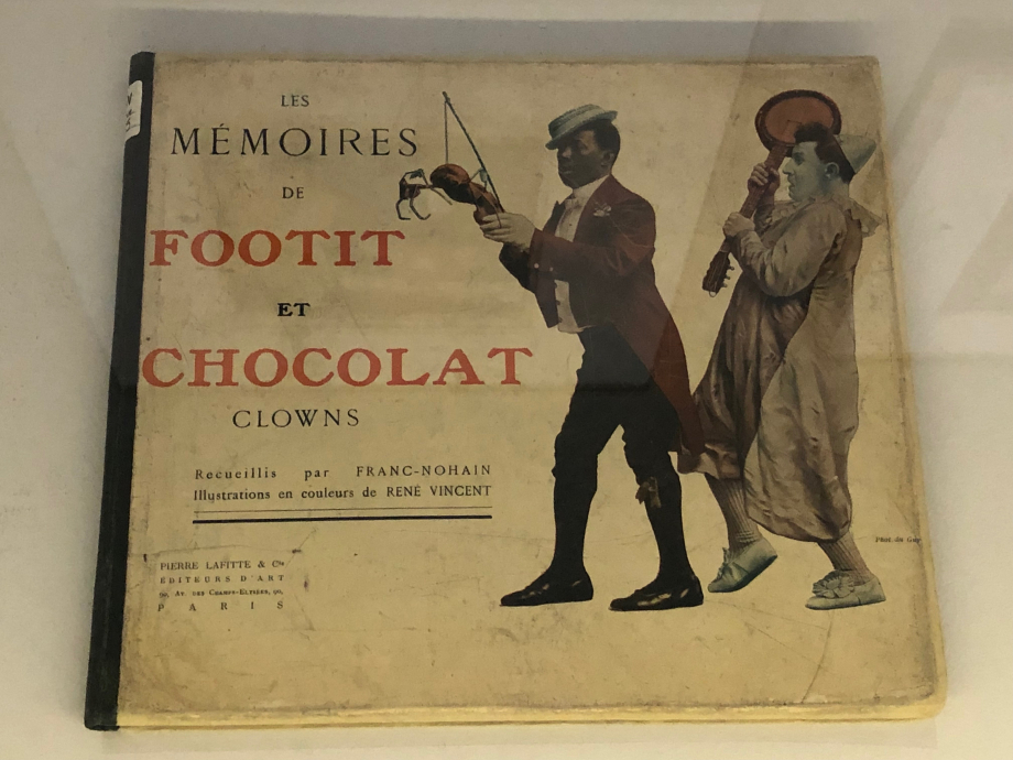 Les mémoires de Foottit et Chocolat Clowns