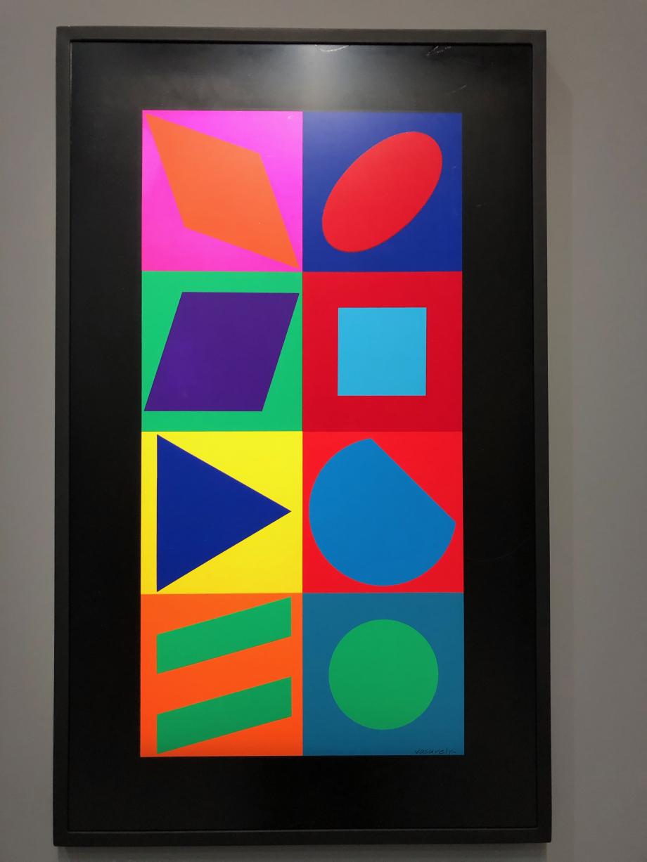 Unités, 1967 Collection particulière