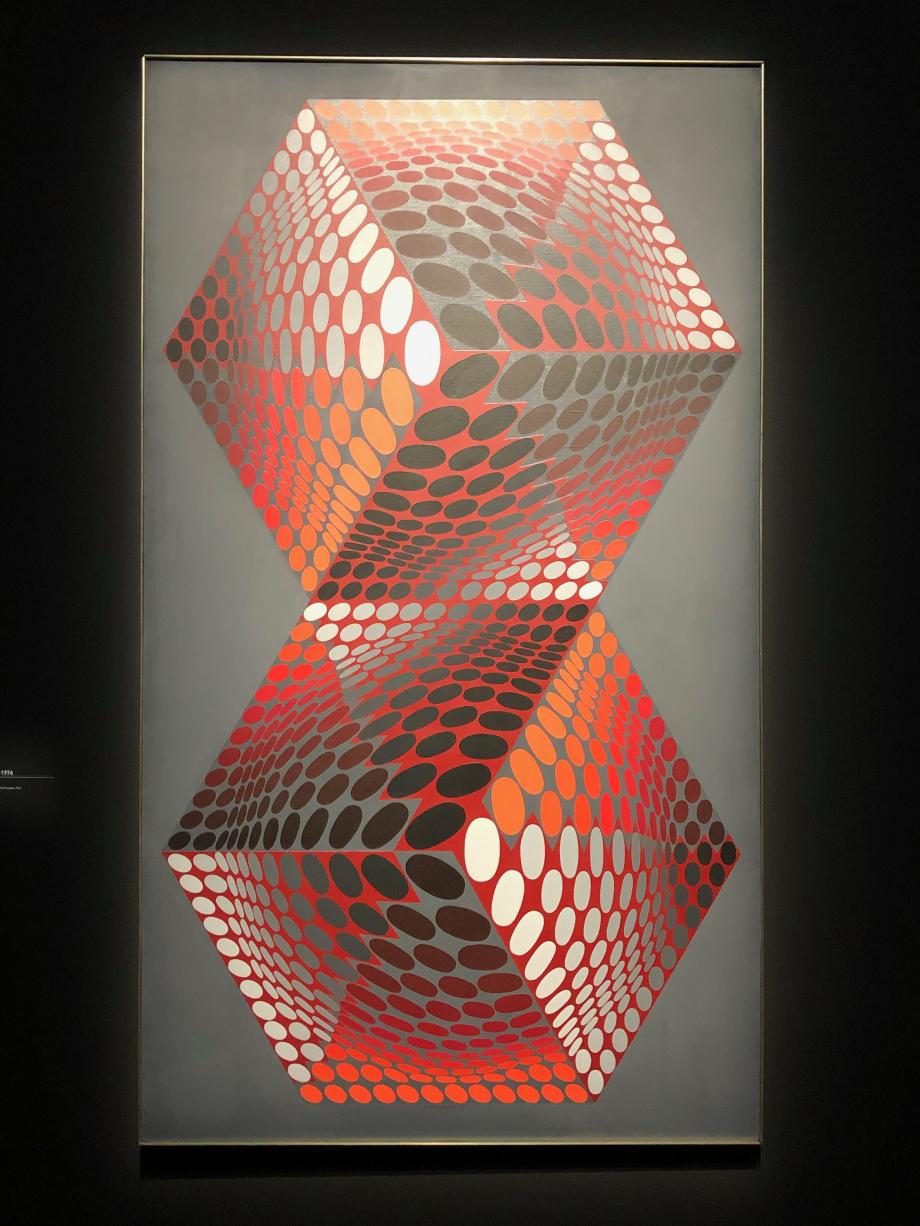 Bi-Tupa 1974-1976 Centre Pompidou, Paris Don de l'artiste en 1977