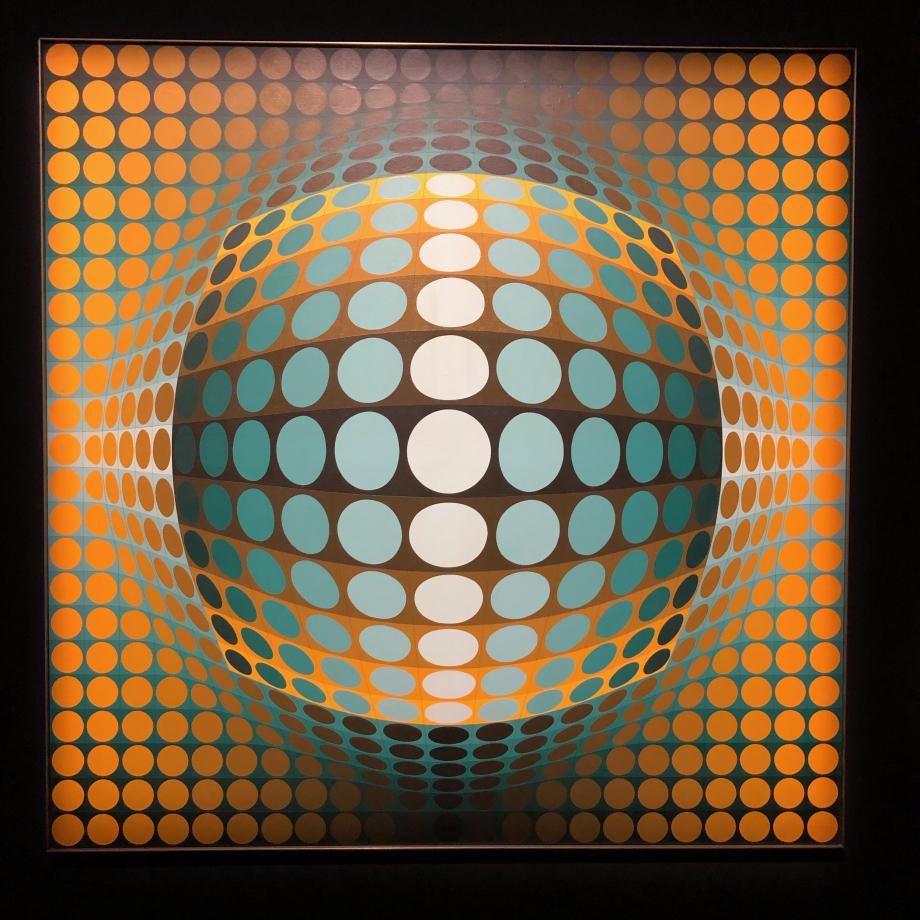 Vega-Zett 2, 1971 Collection particulière
