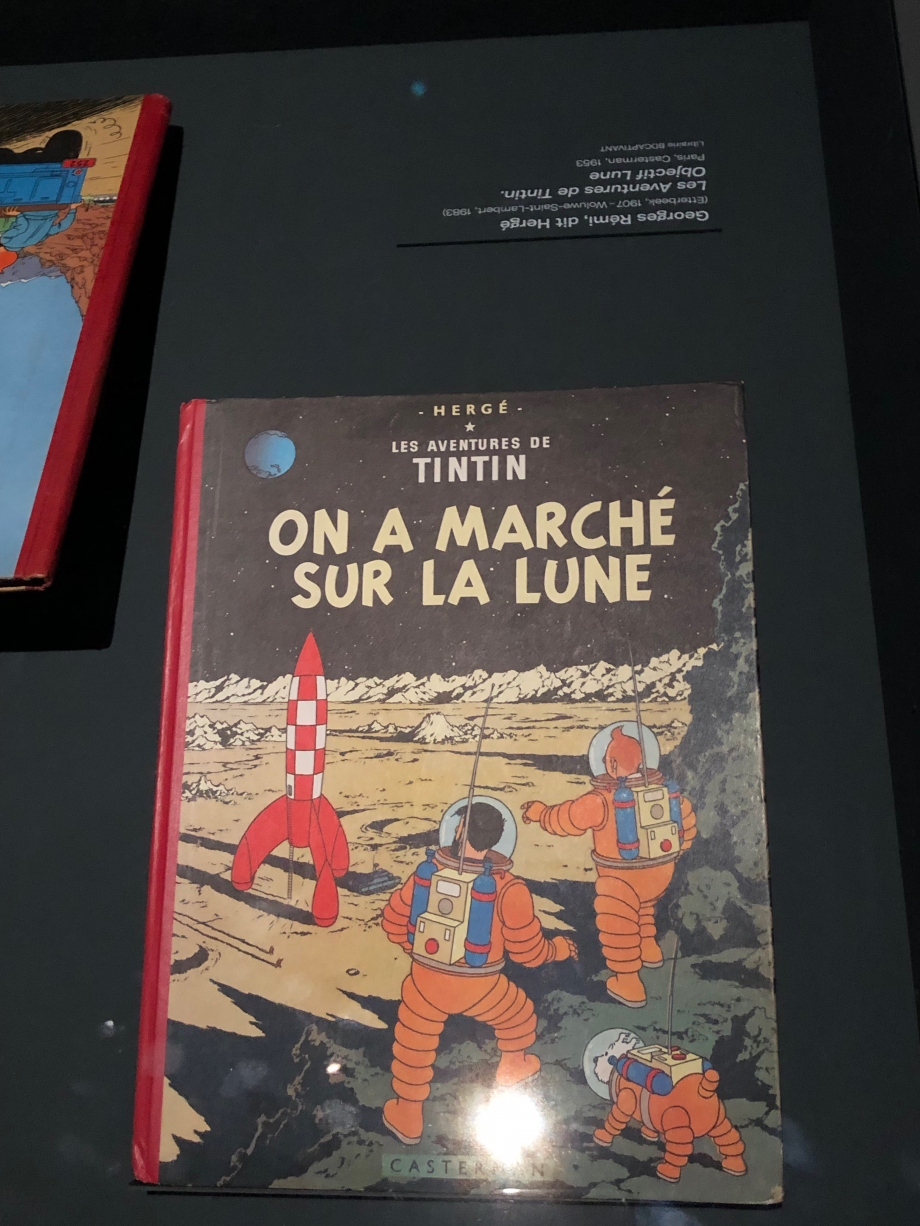 Album de Tintin