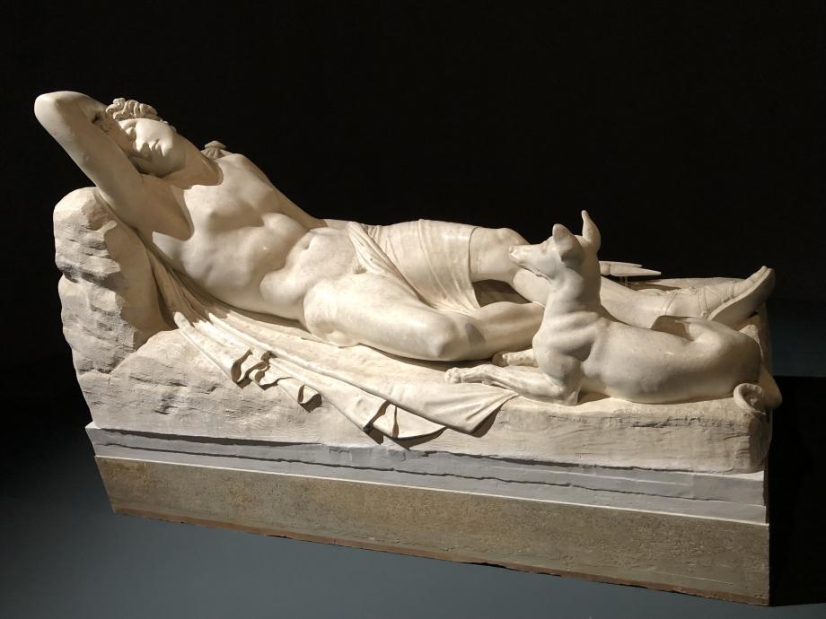 Antonio Canova Endymion endormi, 1819