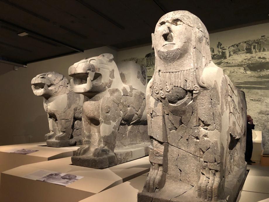 statue de sphinx