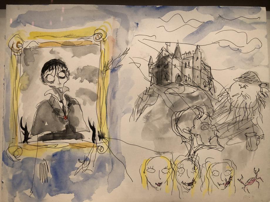 Tim Burton 2011
