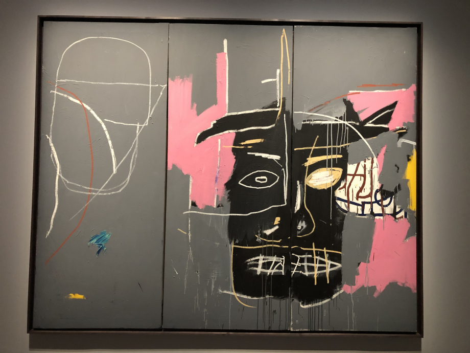 Jean-Michel Basquiat Beast  1983
