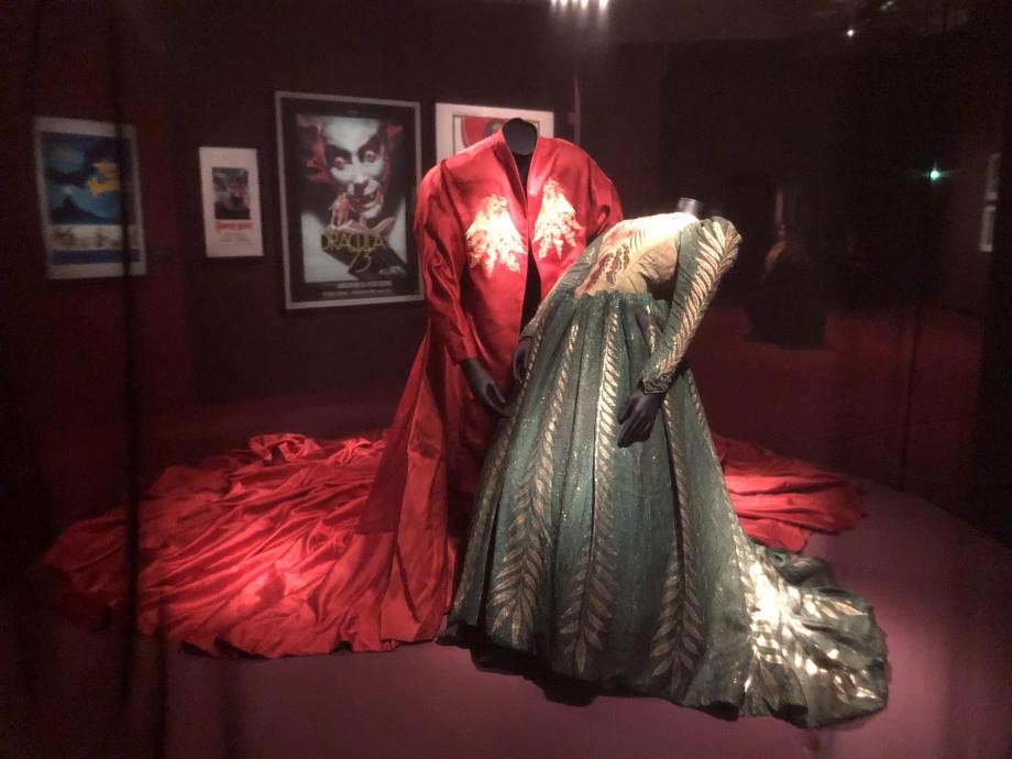 Costumes de Winona Ryder et Gary Oldman dans Dracula de Coppola (1992)