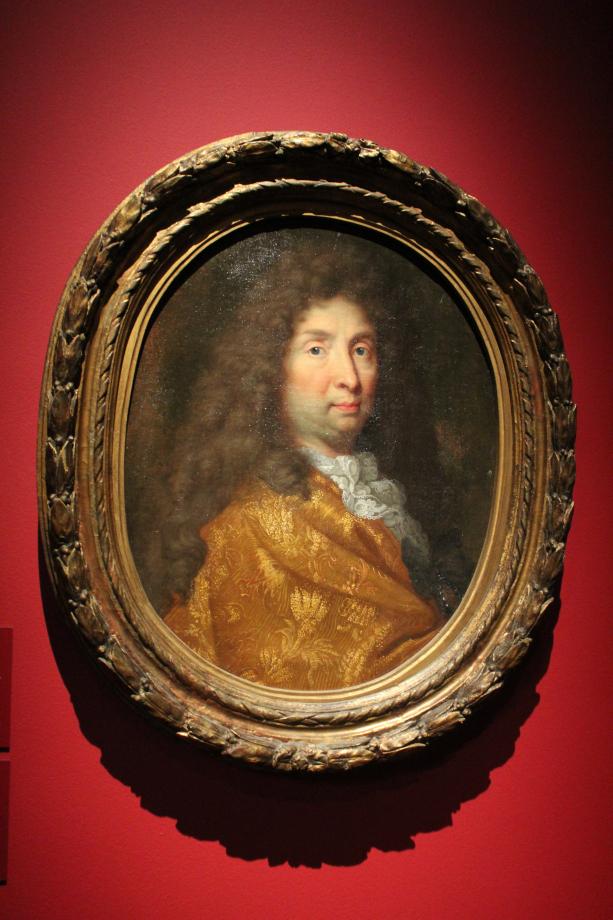 Portrait de Charles Le Brun, premier peintre du Roi et Directeur de la Manufacture des Gobelins