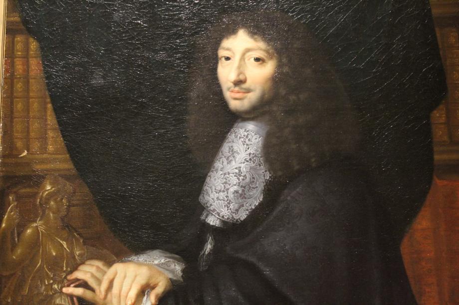 Gédéon Berbier du Mets  intendant général du garde-meuble de la Couronne
