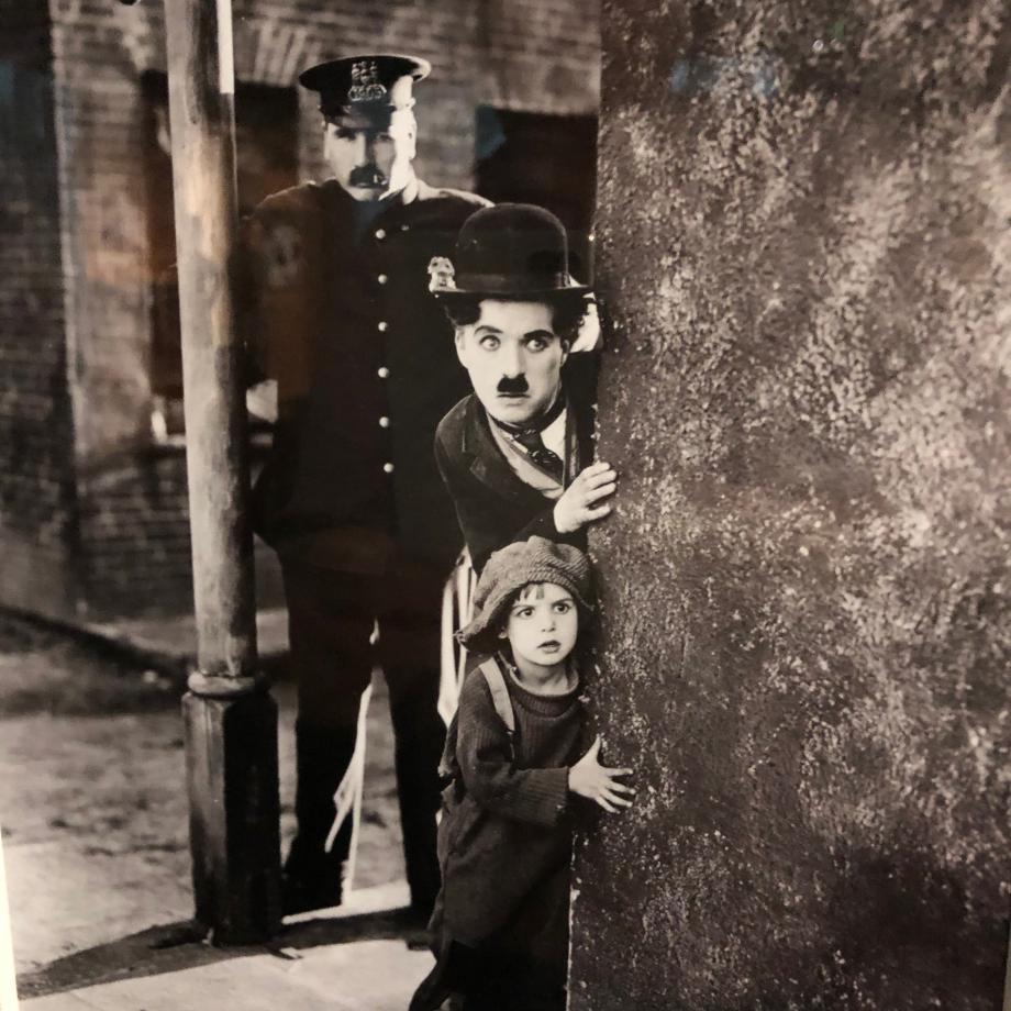 Le Kid, 1921