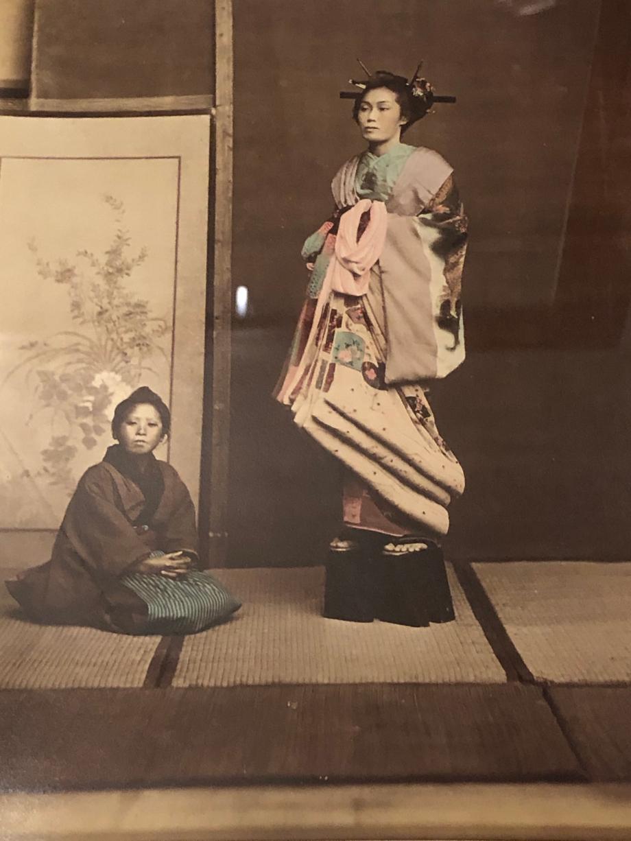 au Japon en 1875