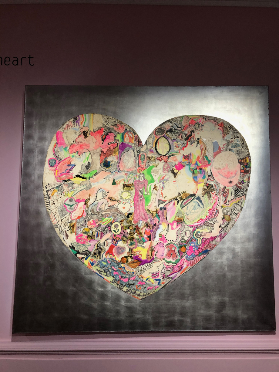 Nikki de Saint Phalle My heart 1965