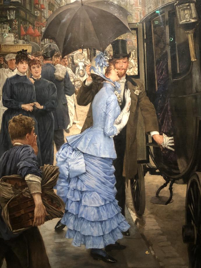 La demoiselle d'honneur vers 1883 1885 Leeds Museum and Galleries