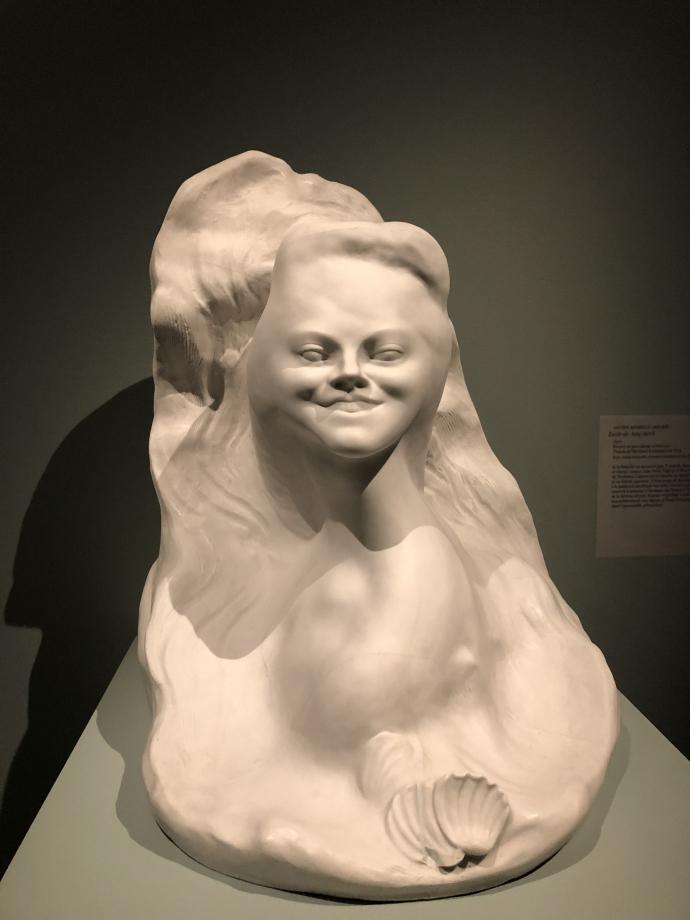 Antoine Bourdelle Buste de Jane Avril 1900