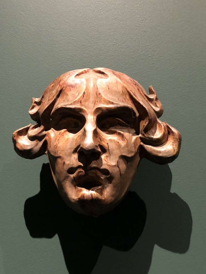 Masque du Printemps vers 1896-1903