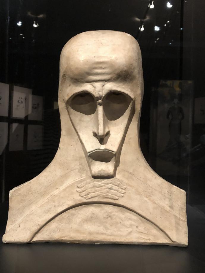 Boleslas Biegas Le Sphinx 1902