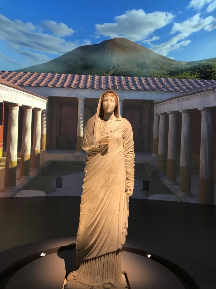 statue de Livie