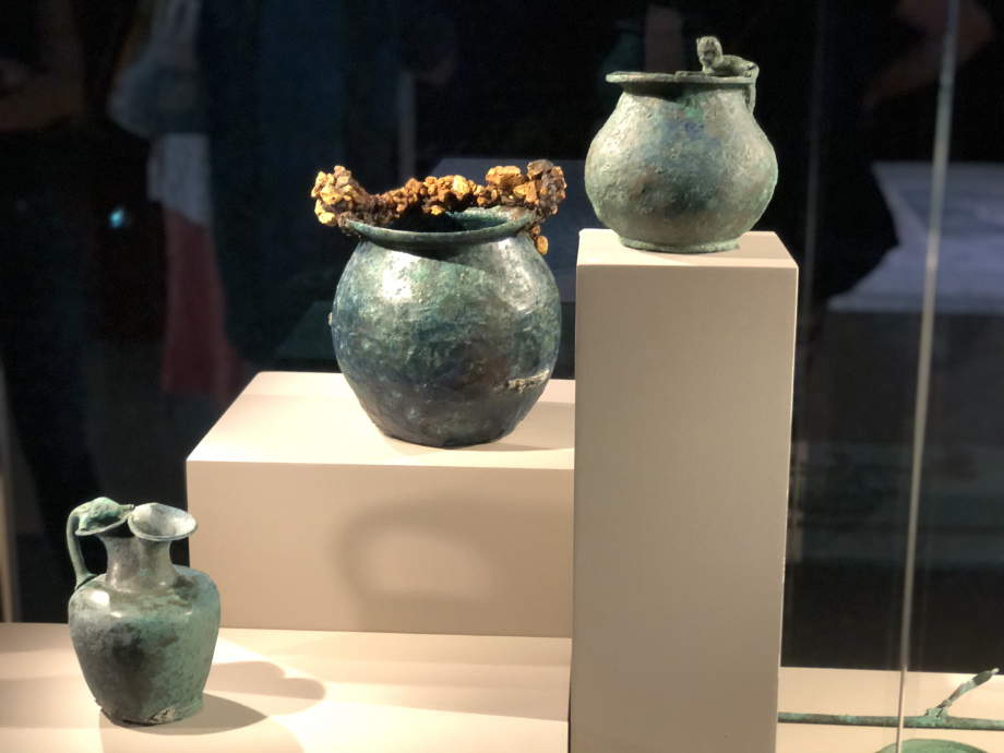 Quelques vases