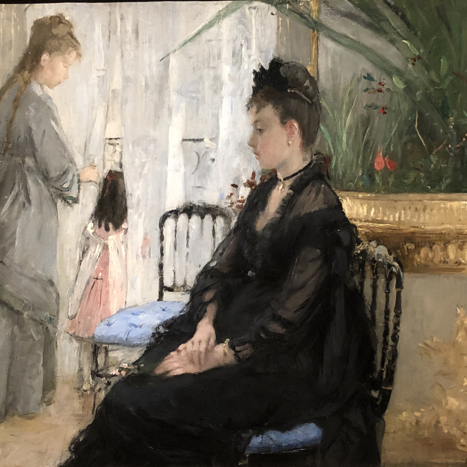 Intérieur - 1872 Collection particulière