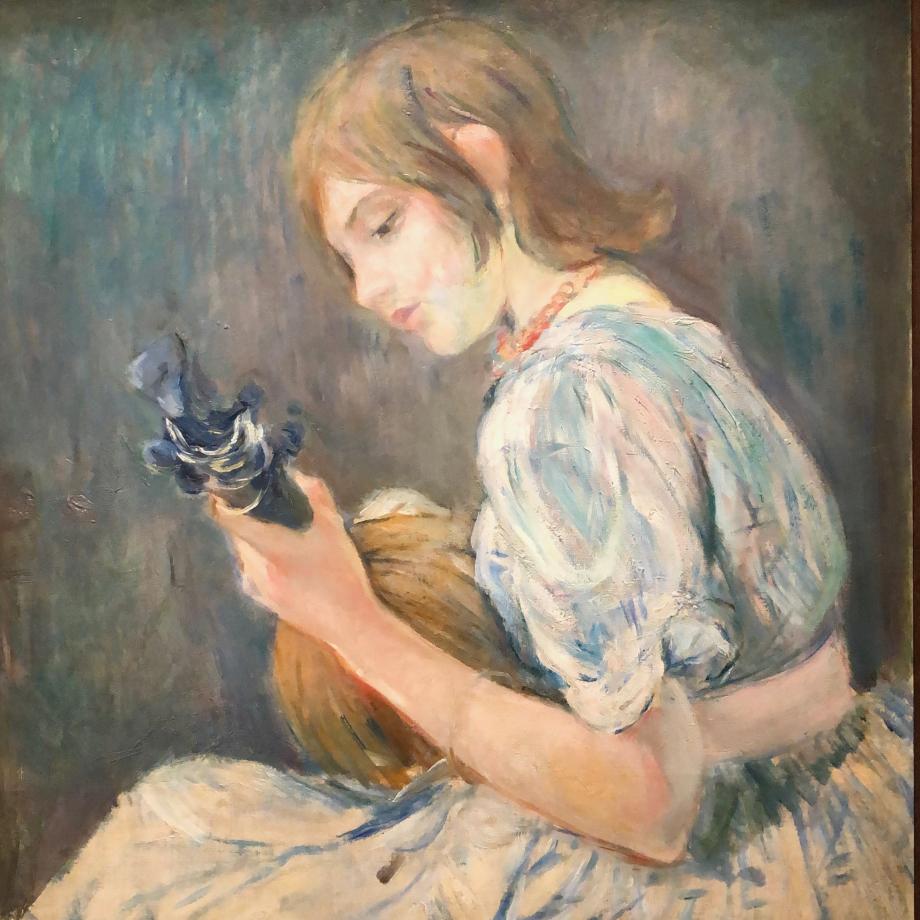 La Mandoline - 1889 Collection particulière