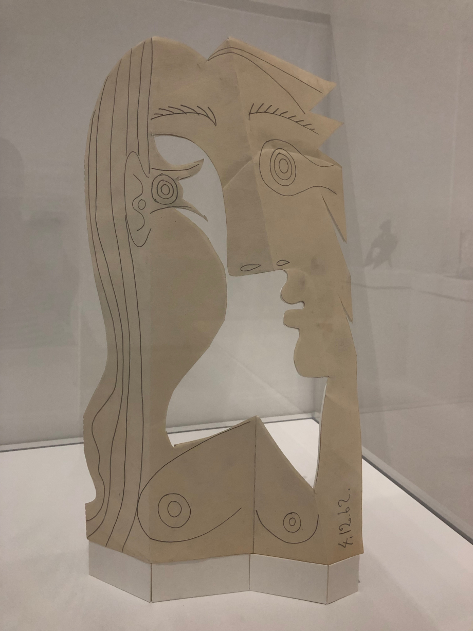 Picasso Femme 1961 Fundacion Almine y Bernard Ruiz Picasso Para el Arte, Madrid
