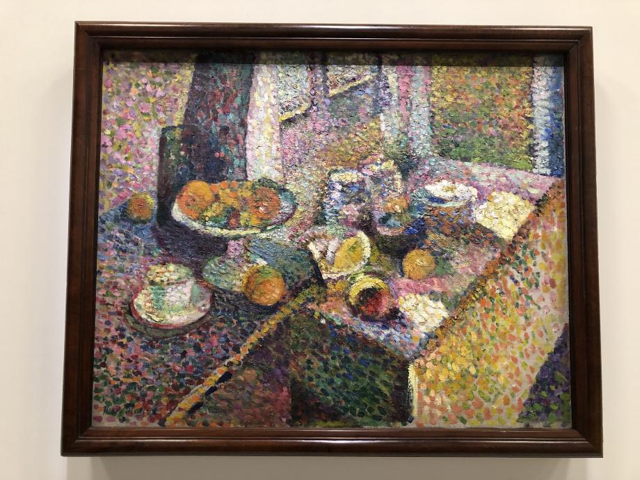 Nature morte buffet et table, 1899 Kunsthaus Zürich