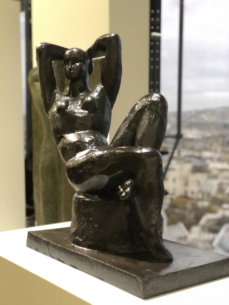 Grand nu assis, 1922-1929 Musée départemental Matisse, Le Câteau-Cambrésis