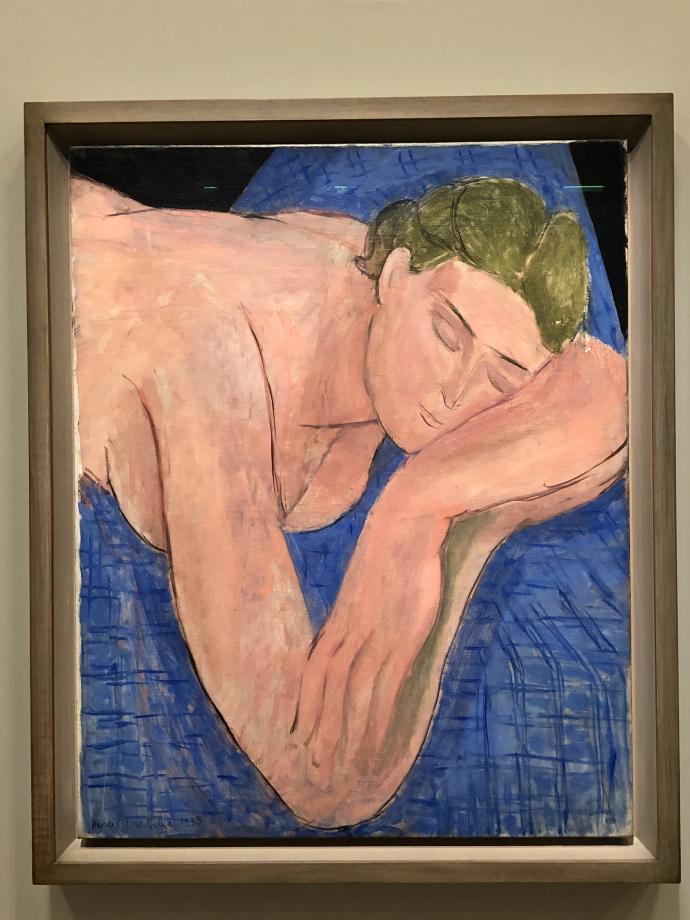 le rêve, 1935 Centre Pompidou
