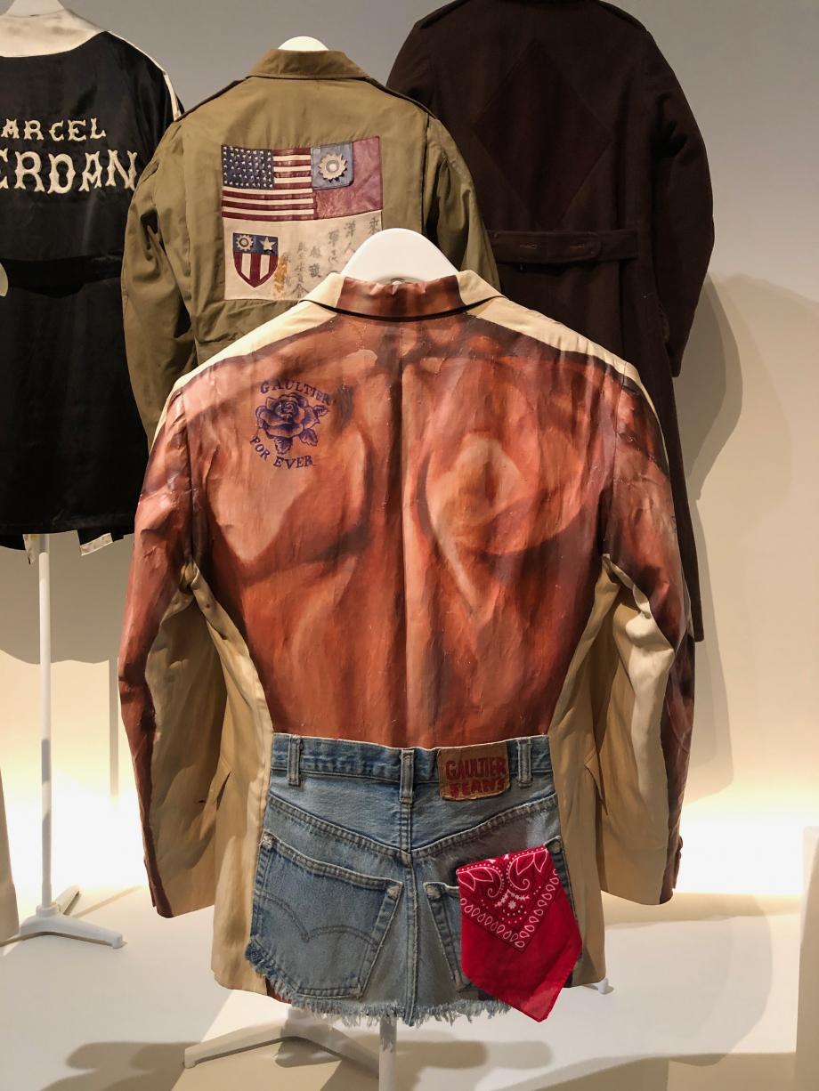 Jean-Paul Gaultier Veste de costume  Prêt-à-porter 1992 collection