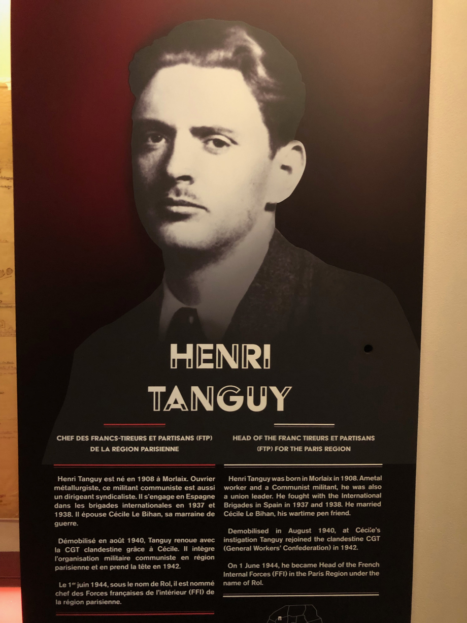 Le Colonel ROL-TANGUY
