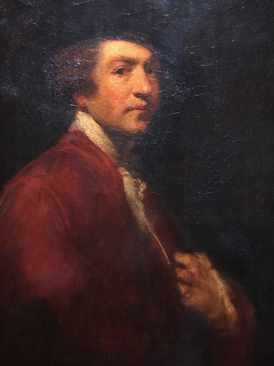 Autoportrait de Joshua Reynolds vers 1775 Londres, Tate