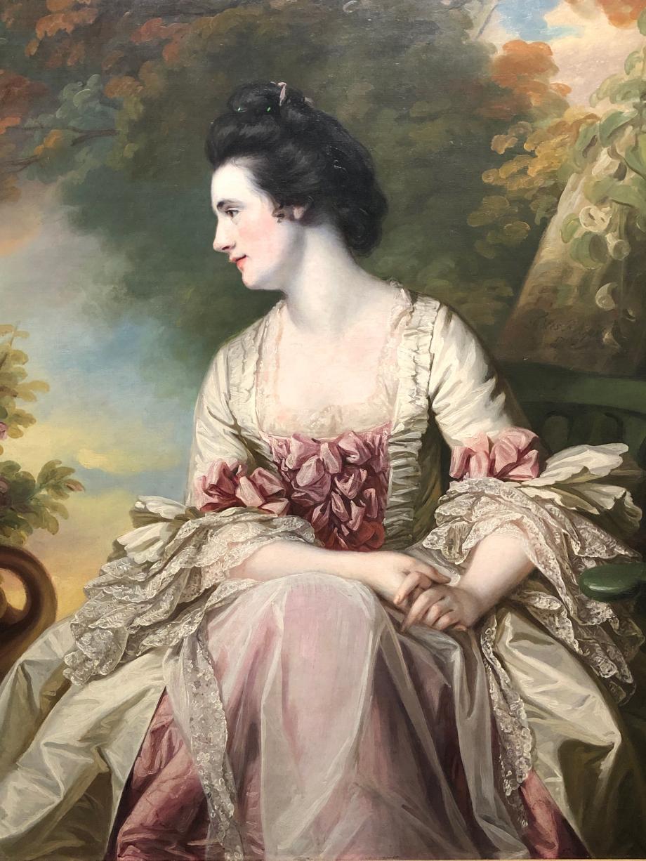 Francis Cotes Portrait de dame 1768 Londres, Tate