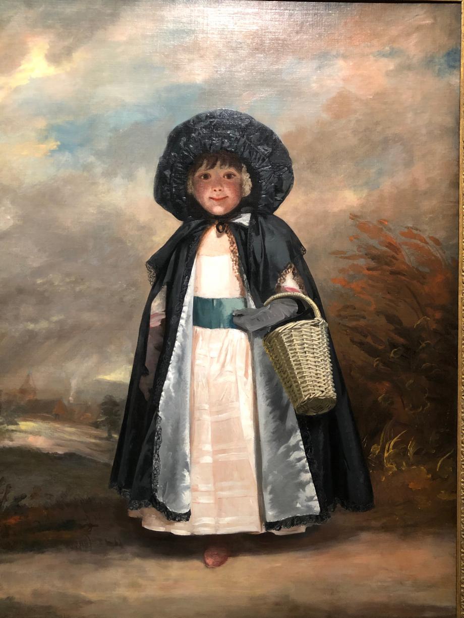 Joshua Reynolds Miss Crewe vers 1775 Londres, Tate