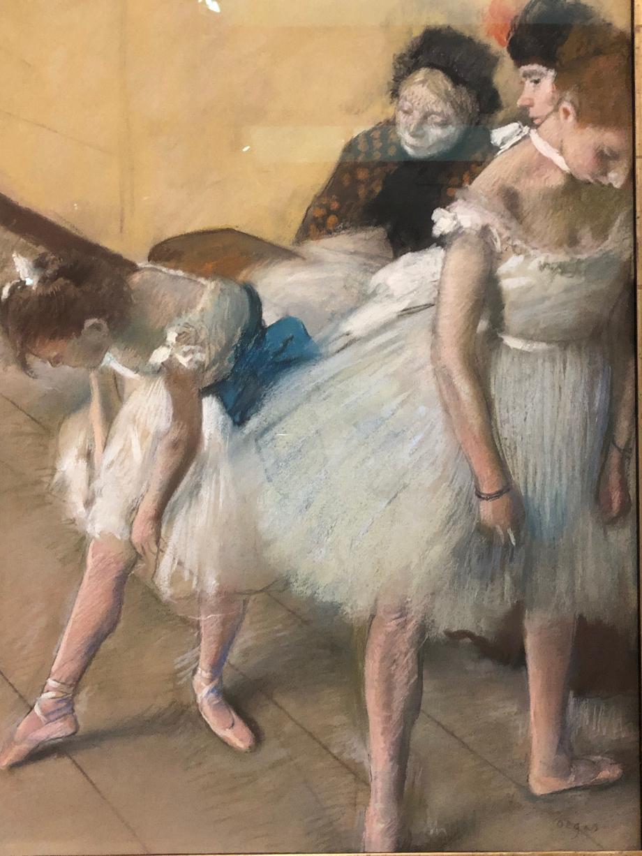 Examen de danse 1880 Denver Art Museum