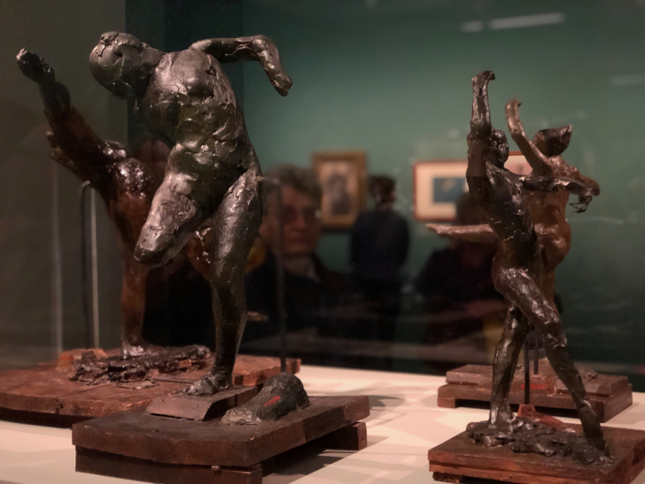 Danseuses Paris, Musée d'Orsay
