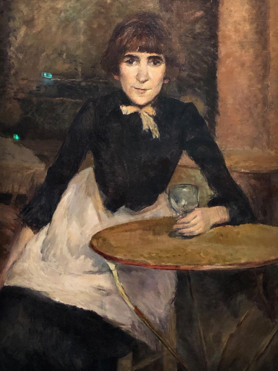 A la Bastille (Jeanne Wenz) 1888 Washington, National Gallery of Art
