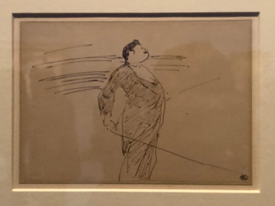 Portrait de Louis Fernando, directeur de cirque vers 1888 Paris, Musée d'Orsay