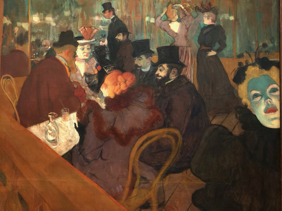 Au Moulin Rouge