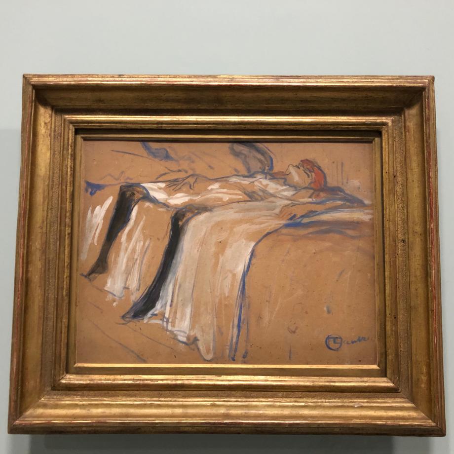 Seule 1896 Paris, Musée d'Orsay