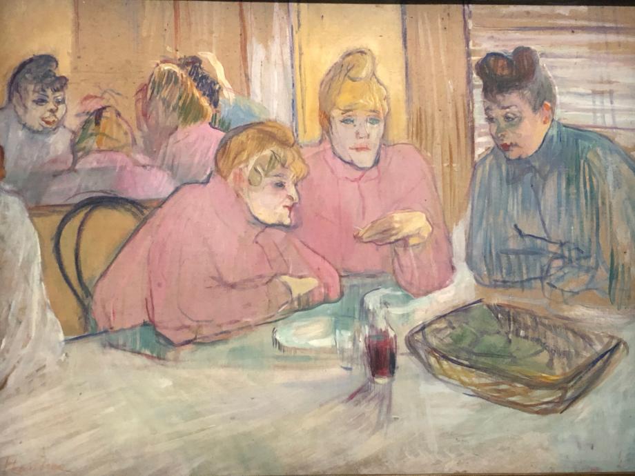 Ces dames au réfectoire 1893 1895 Budapest