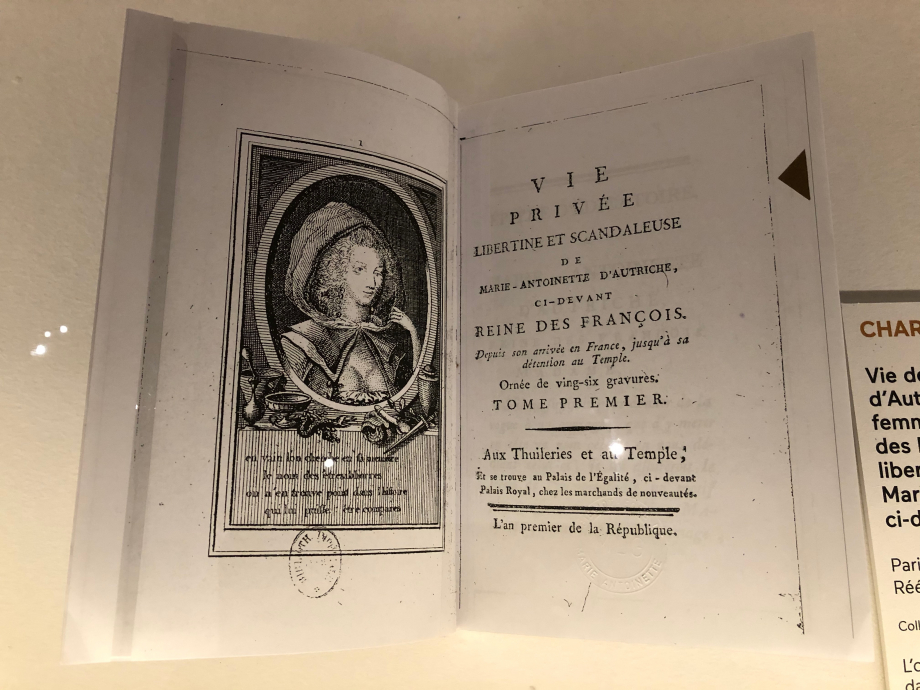 livre parue en 1793
