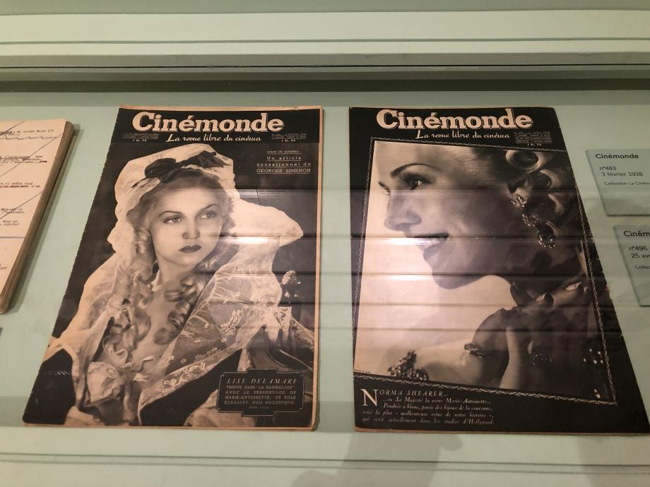 Cinémonde de 1938